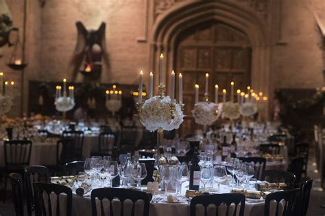 Dinner in the Great Hall   Warner Bros
