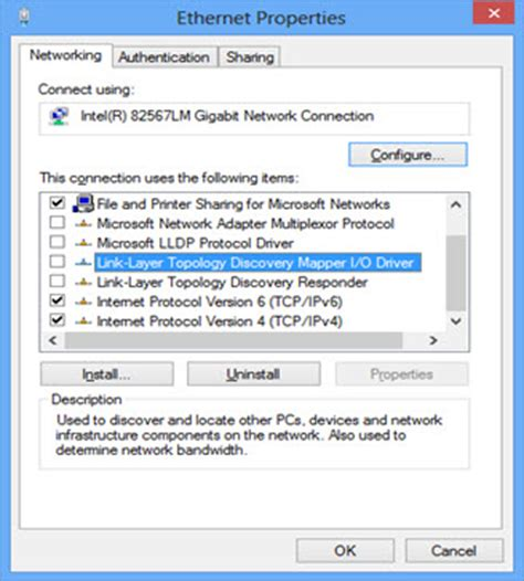 Connect to the network (PC)