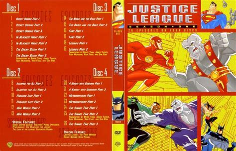 The World's Finest - Justice League