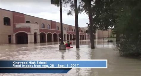 Schools continue to send help for hurricane victims