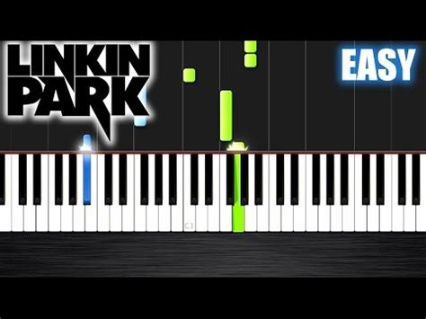Linkin Park - Numb - EASY Piano Tutorial by PlutaX
