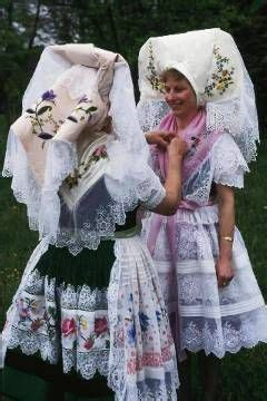 Spreewald Tracht-Germany | Traditionelle kleidung