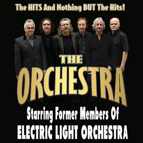 THE ORCHESTRA starring Former Members of ELO