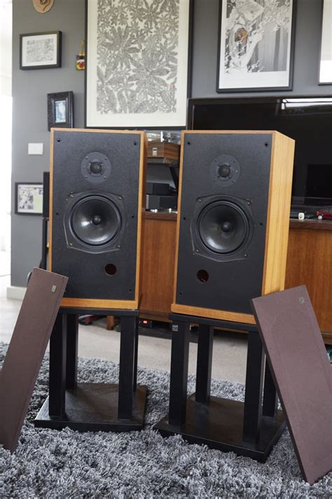 SOLD: FS: Monitor Audio Vintage MA6 Budget Speakers
