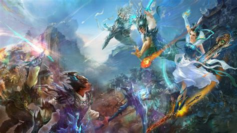 Free MMORPG 2018: Top 25 Best Free MMORPG Games To Play