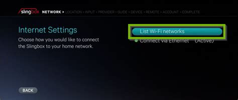 How to Connect a Slingbox to WiFi - Support
