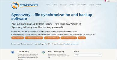 9+ Best File Sync Software Free Download for Windows, Mac