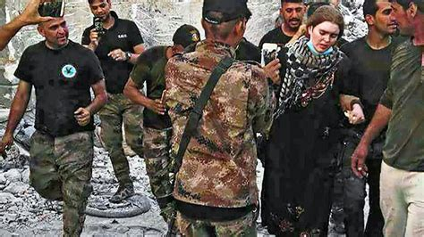 German 'bride of ISIL' found amid rubble of Mosul - The