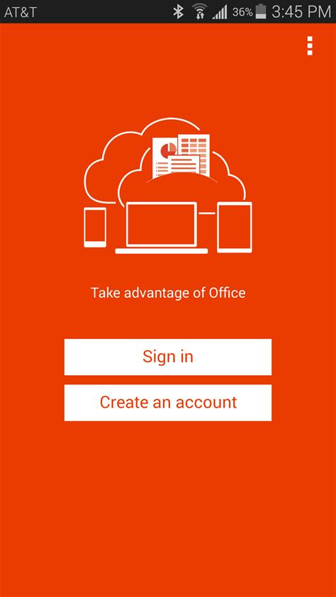 Download the Office 365 Mobile App for Android Phones