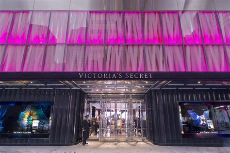 Victoria's Secret Largest Flagship Store in NYC   Gardiner