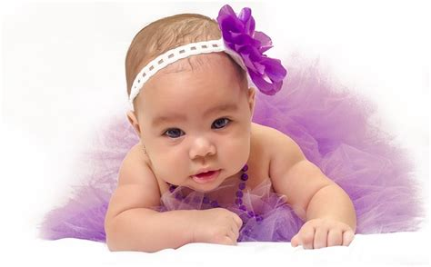 Purple Baby Names - Baby Names Related To The Color Purple