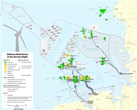 List of offshore wind farms in Germany - Wikipedia