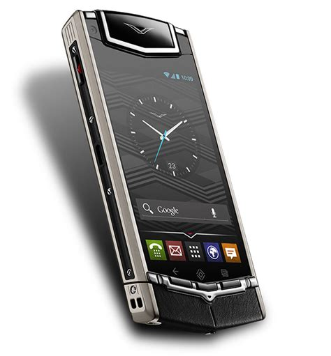 Vertu Launches the Vertu Ti, its First Android-Powered