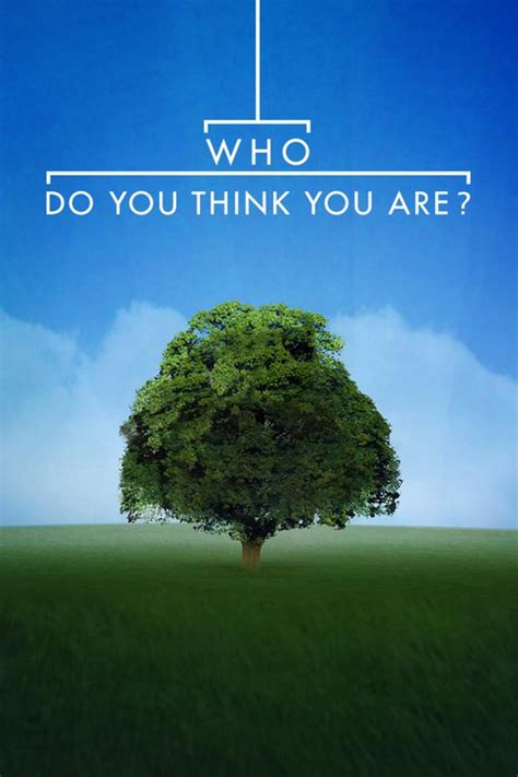 Who Do You Think You Are? (US) 2010 – EZTV Torrent