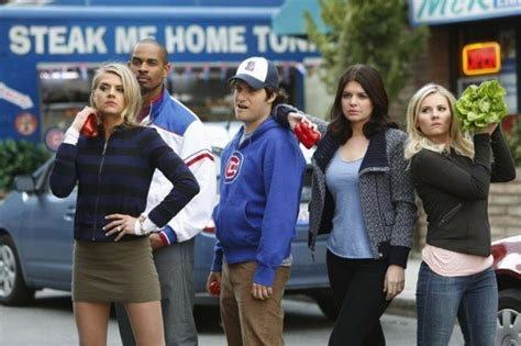 ABC's 'Happy Endings' May End Up at USA Network   TV Equals