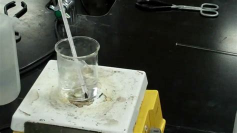 Colligative Properties_Lab: Boiling Point Elevation - YouTube
