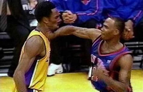 """Chris Childs On The Time He Punched Kobe: """"I Didn't Want"""