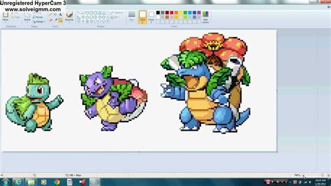 Squirbulb, Ivywar, and Venustoise - YouTube