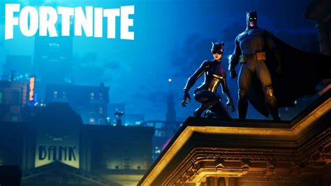 Fortnite Batman Crossover Event Officially Revealed