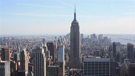 Empire State Building: New Yorks zweitbester Ausblick