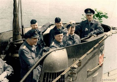 17 Best images about WWII U-boats, skippers, crews and