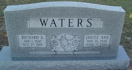 ChazzCreations - Waters Family History My family comes
