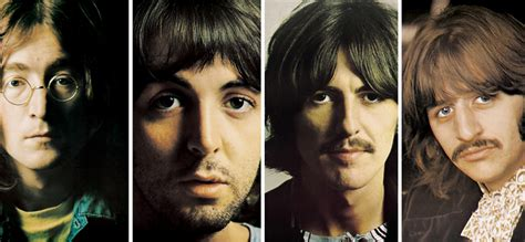 """""""It's great, it sold, it's the bloody 'White Album"""