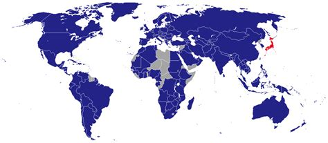 Foreign relations of Japan - Wikipedia