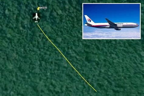 Google Maps Updates Images With Alleged MH370 Crash Site