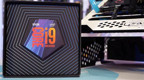 Intel Core i9-9900K and Core i7-9700K Review > Wrap Up