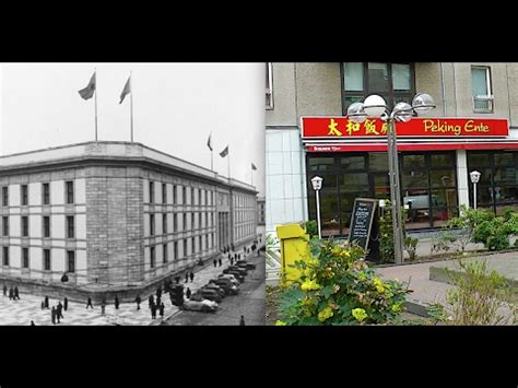 Site of the New Reich Chancellery - YouTube