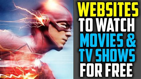 The BEST Websites to Watch Movies and TV Shows for Free