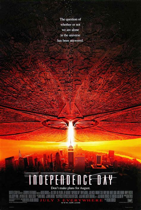 'Independence Day' (1996): Review | Express Elevator to Hell