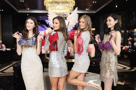 The Victoria's Secret Fashion Show is Moving to Shanghai!