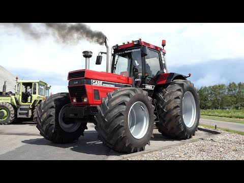 IH 1066 Tractor Project Part 6 - YouTube