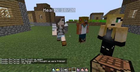 Minecraft Comes Alive Mod for Minecraft 1
