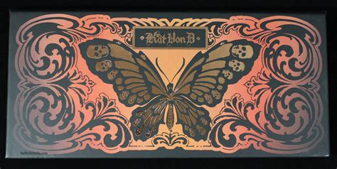 Kat von D Monarch Eyeshadow Palette Review and Swatches