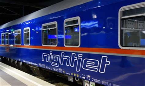 A guide to Nightjet sleeper trains   Tickets from €39