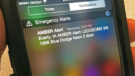 There's One Serious Problem with Amber Alerts as they Work Now