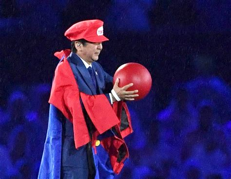 Super Mario's global appeal and the 2020 Olympics
