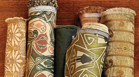 Curtains & Carpets for Arts & Crafts Homes - Design for