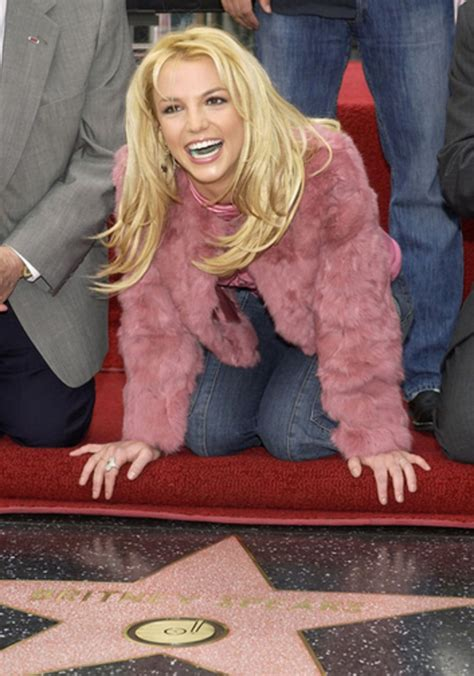 Hollywood Walk of Fame (2003) | Britney Spears: A Life in