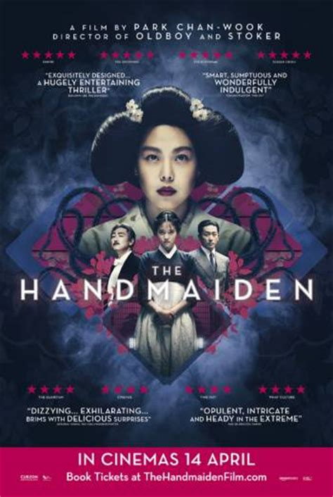 The Handmaiden Film Times and Info   SHOWCASE
