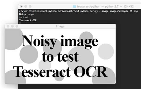 Using Tesseract OCR with Python – Full-Stack Feed