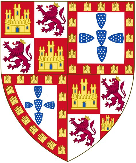 File:Coat of Arms of Beatrice of Portugal