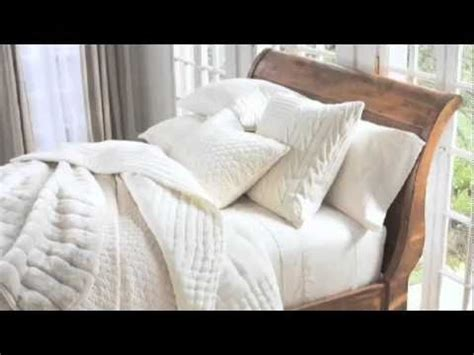 White Bedding Styling Tips by Steven Whitehead | Pottery