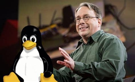 """Linus Torvalds: """"I'll Spend Next 25 Years To Help Linux"""