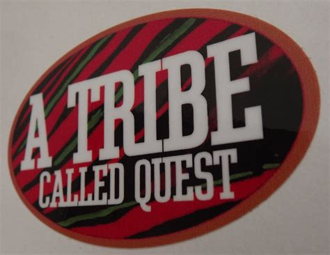 A Tribe Called Quest Vinyl Sticker Phillies Blunt Philly